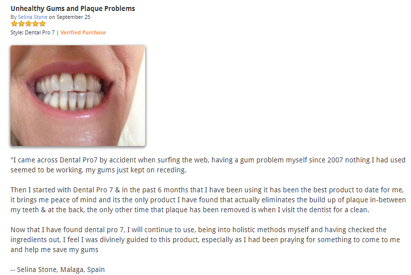 Dental Pro 7 Reviews