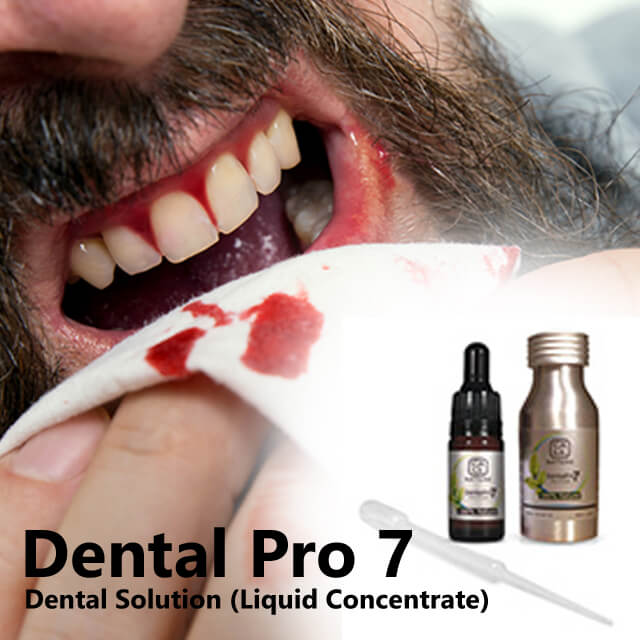 Dental Pro 7 Tackles Gum Problem