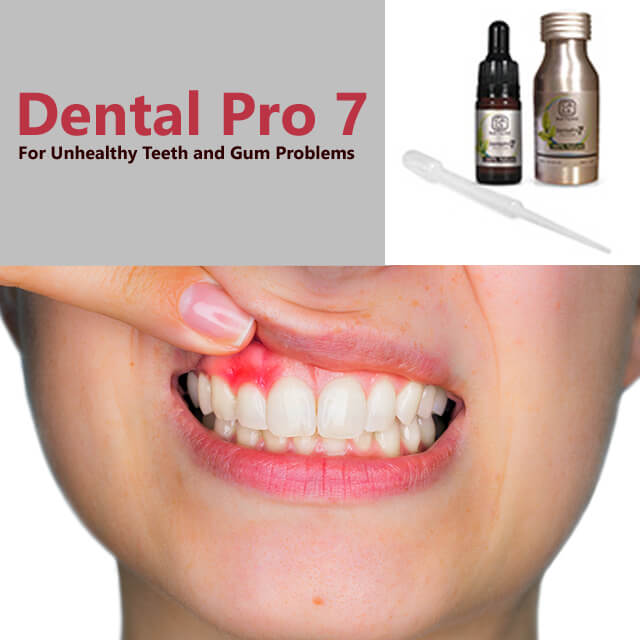 Dental Pro 7 vs Gum Disease