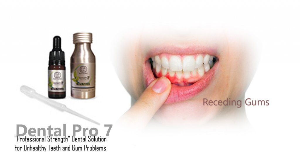 Receding Gums Grow Back Oil Pulling