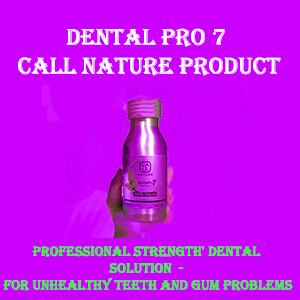 Dental Pro 7 Call Nature Product