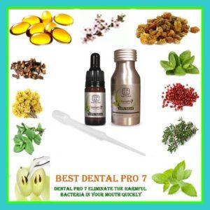 Dental Pro 7 Ingredients